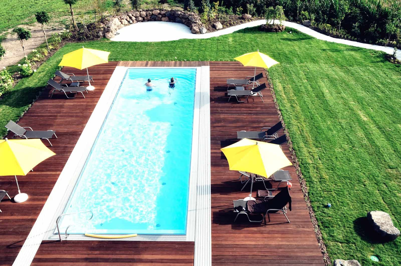 Pool Hotel Toscanina