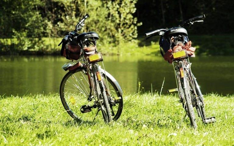 Radfahren in der Region um das Hotel Toscanina