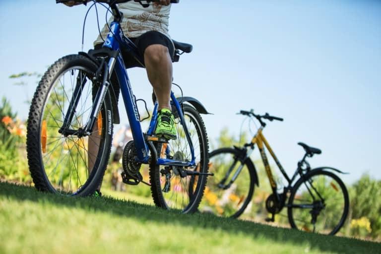 Trekking Bikes von Merida + Scott