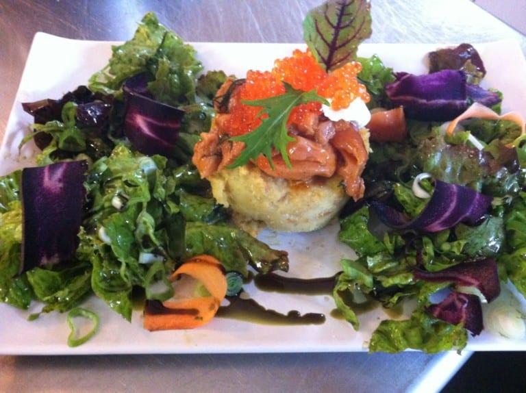 Lounge 81 Salat