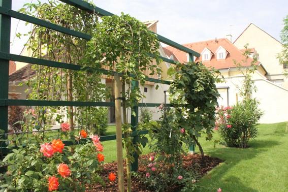Das Altstadthaus Genussgarten
