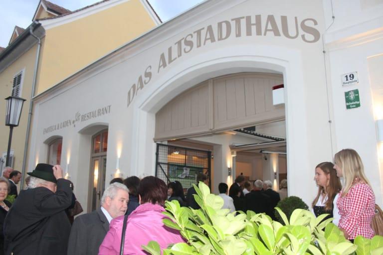 Das Altstadthaus Torbogen