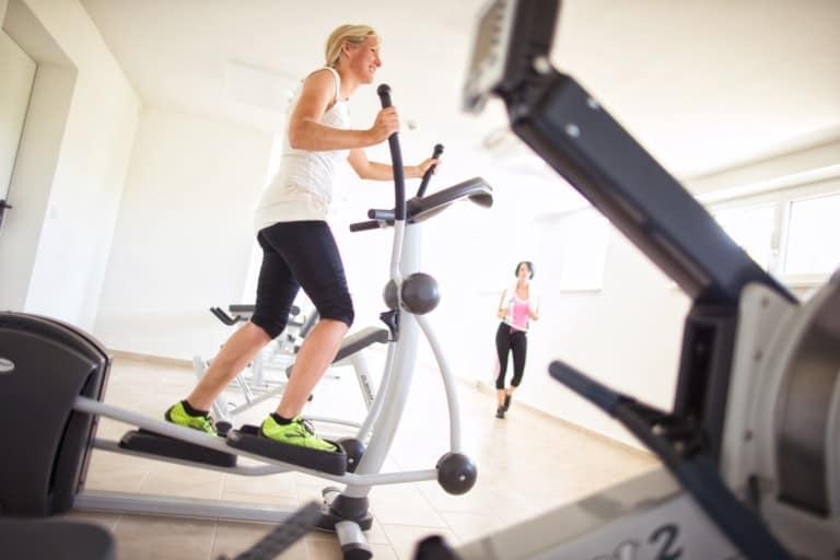 Fitness im Hotel Toscanina