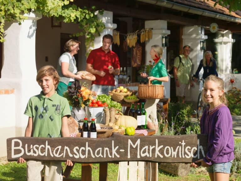 Buschenschank Markowitsch